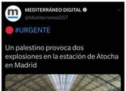Enlace a Los de Mediterráneo Digital viven en su propia realidad alternativa