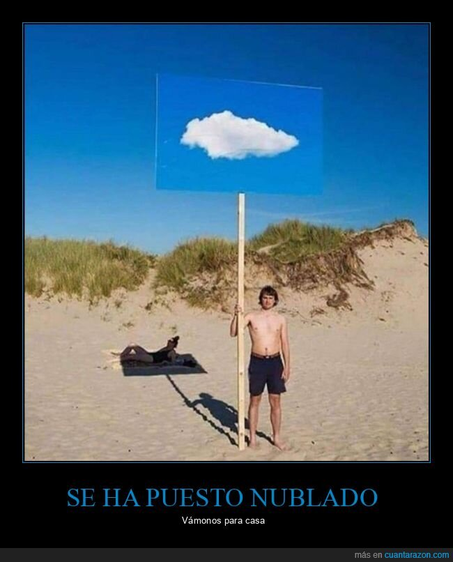cartel,nube,pareja,playa
