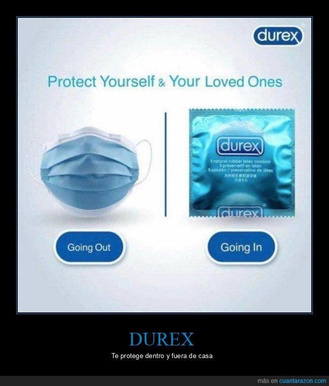 condones,durex,mascarilla