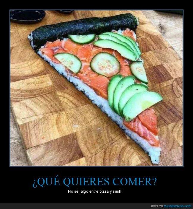 pizza,slice,sushi