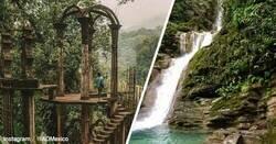 Enlace a La extraña historia de Las Pozas, un jardín surrealista escondido en medio de la jungla mexicana