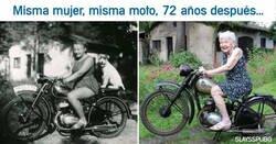 Enlace a Fotos casi idénticas cuya única diferencia es el paso del tiempo