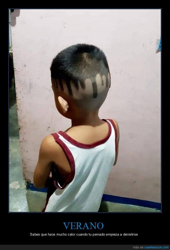 corte de pelo,niño,wtf