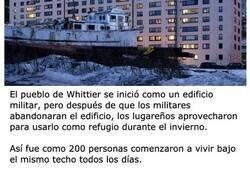 Enlace a Curiosidades sobre la vida en Whittier el pueblo donde todos viven en el mismo edificio