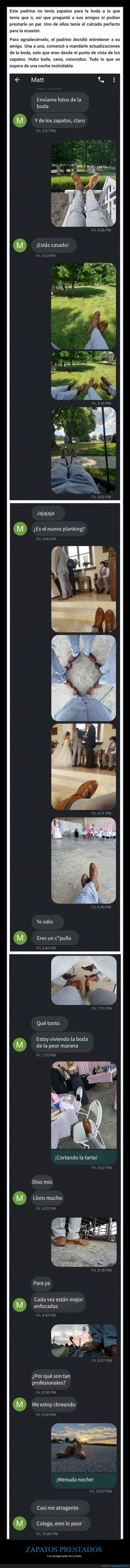 boda,prestados,zapatos