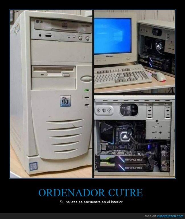 cutre,ordenador,tarjetas gráficas