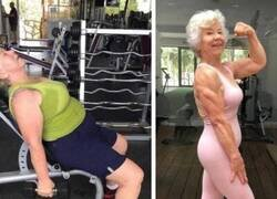 Enlace a Abuela fitness