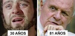 Enlace a Actores veteranos de Hollywood que todavía no piensan en retirarse