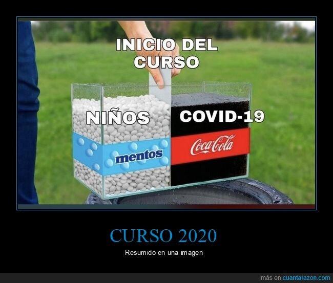 cocacola,coronavirus,curso,mentos,niños