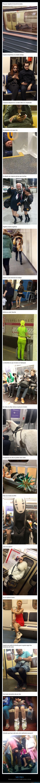 metro,personas,situaciones,wtf
