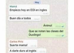 Enlace a Aprendiendo inglés