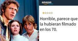 Enlace a Las más terribles reseñas de películas en Amazon