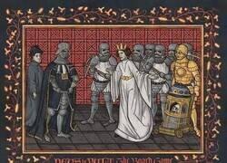 Enlace a Los alucinantes carteles de películas medievales de Simon De Thuilliéres