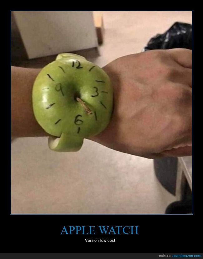 apple watch,low cost,manzana