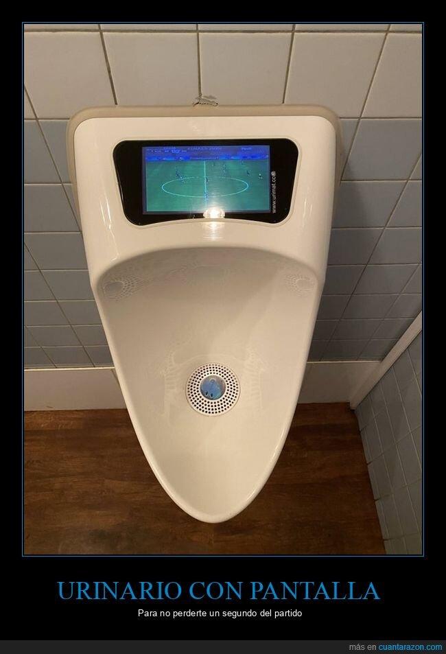 aseo,pantalla,urinario