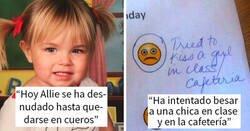 Enlace a Inesperadas notas que los profesores escribieron para los pobres padres
