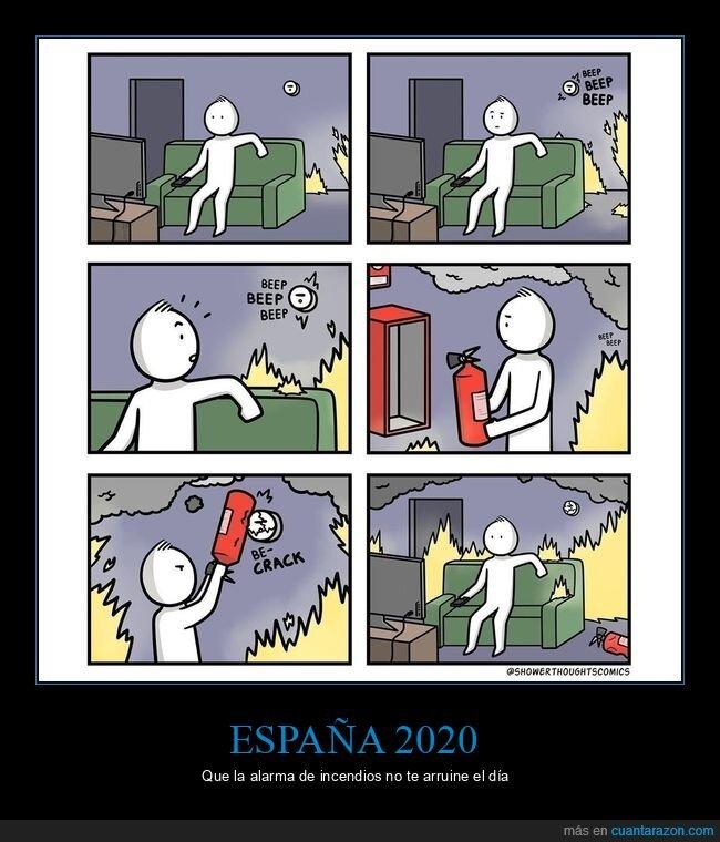 alarma,extintor,fuego,incendio