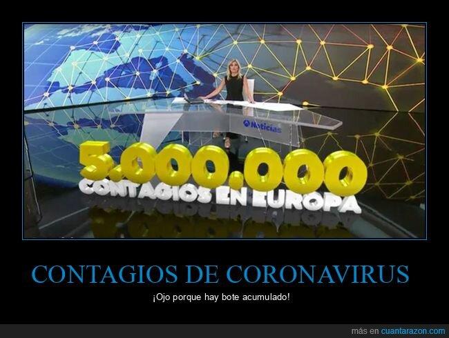 bote,contagios,coronavirus