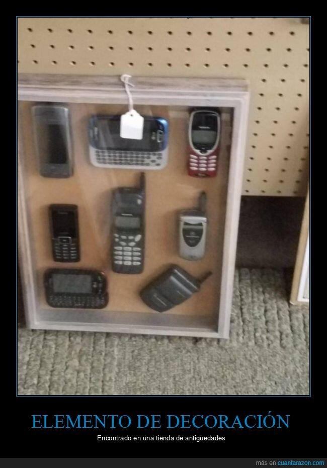 antiguos,decoración,móviles