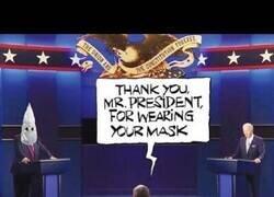 Enlace a Máscara presidencial