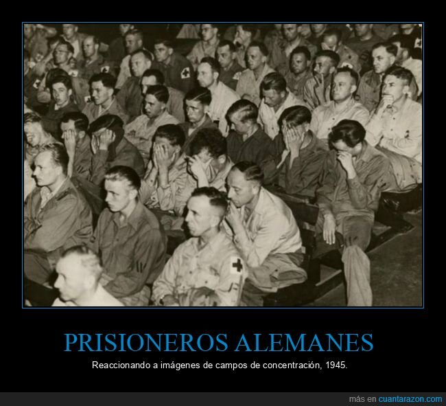 alemanes,campos de concentración,ii guerra mundial,prisioneros