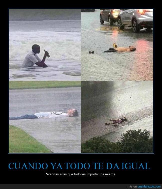 agua,dar igual,lluvia