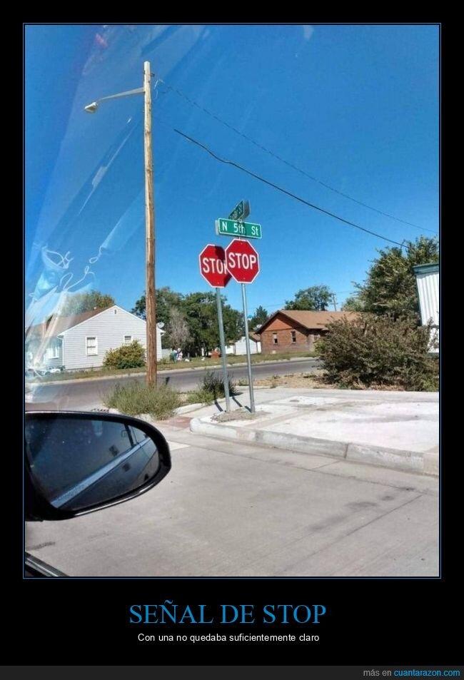 señal,stop