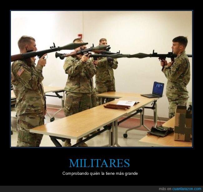bazookas,militares