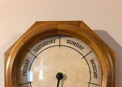 Enlace a Reloj semanal