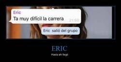 Enlace a Hasta aquí llegó Eric