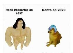 Enlace a De Descartes a 2020
