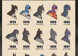 Enlace a Los distintos Batmans