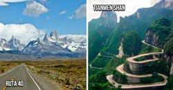 Enlace a Las 8 carreteras más impresionantes del mundo que algún día tienes que recorrer