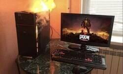 Enlace a Demasiado juego para su ordenador
