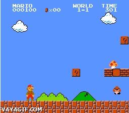 Enlace a Sin sus setas, Mario no es nadie