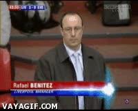 Enlace a Rafa Benitez, alias Harry Potter