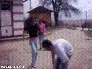 Enlace a Cómo cortar con la novia