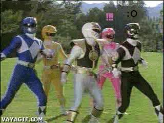Enlace a Los Power Ranger ya no son lo que eran