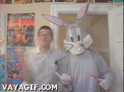 Enlace a ¡Es Bugs Bunny, niños!