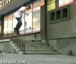 Enlace a Skate fail. Espera...WIN!