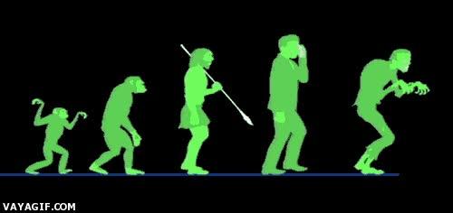 Enlace a La evolución acaba con los zombies