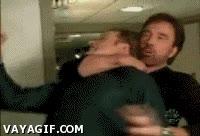 Enlace a No lo intentes con Chuck Norris