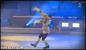 Enlace a Una de patinaje