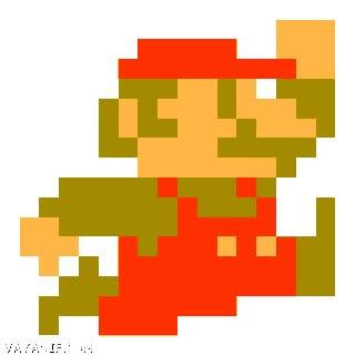 Enlace a Última tecnología, Mario en 3D