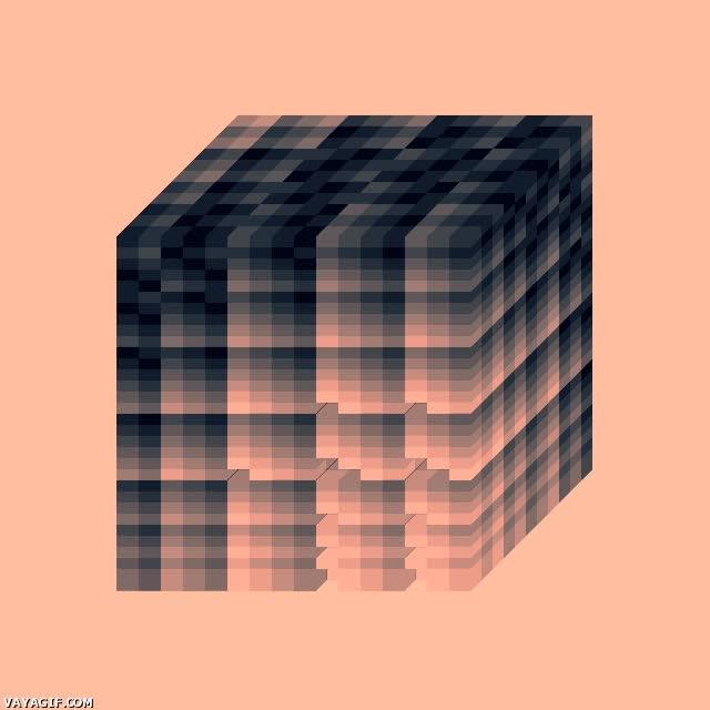 Enlace a Pixel Cube