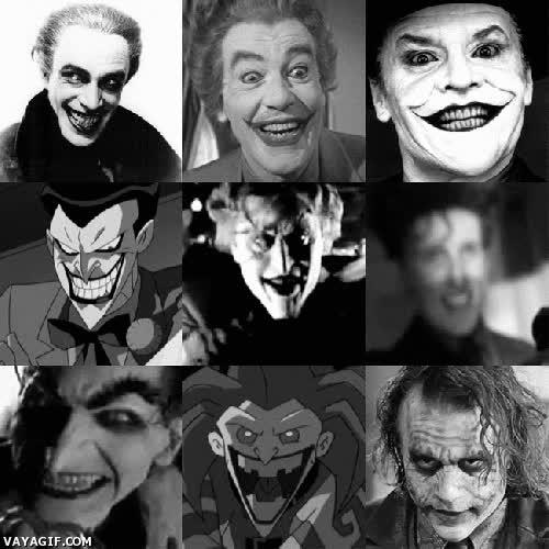 Enlace a Las Caras del Joker
