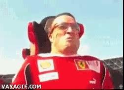 Enlace a Alonso en la montaña rusa