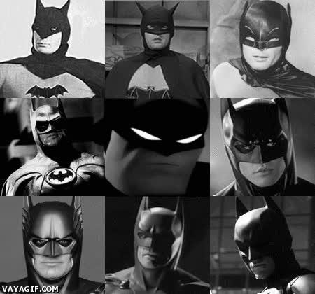 Enlace a Batmans de la historia
