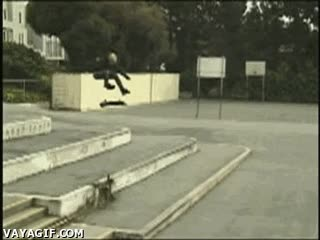 Enlace a El dios del skate