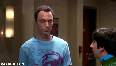 Enlace a Intenta ser amable, Sheldon